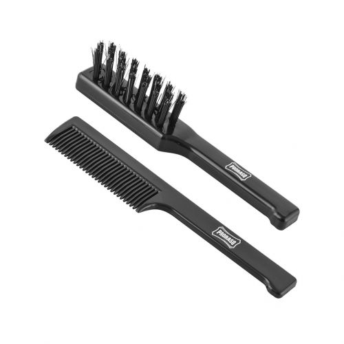 Proraso Comb And Brush For Moustache