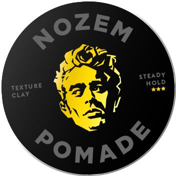 Nozem Steady Hold Texture Clay 100ml