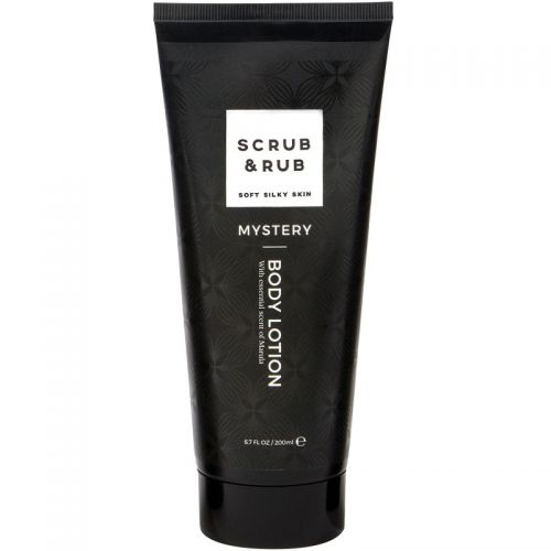 Scrub & Rub Mystery - Body Lotion 200ml