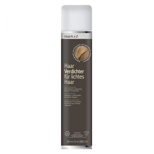 Hairfor2 Hair Thickener 300ml Dark-Brown