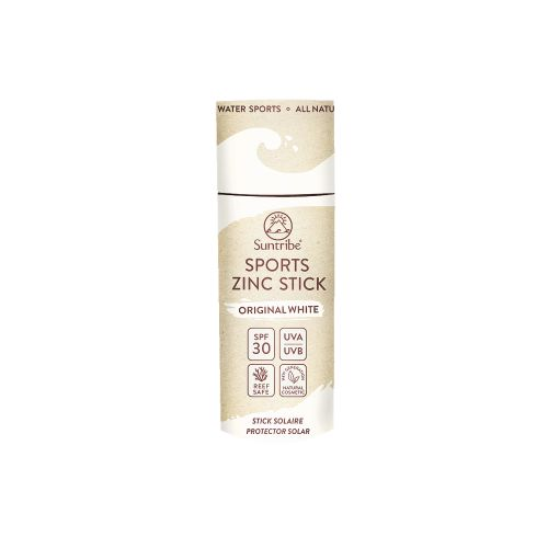 Suntribe Sports Zinc Stick 30gr White