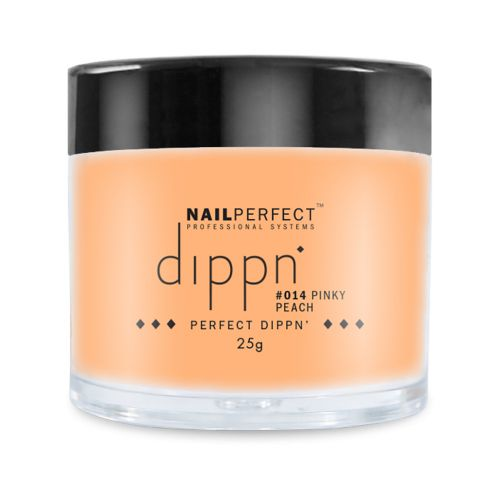 NailPerfect Dippn' Powder #014  Pinky peach