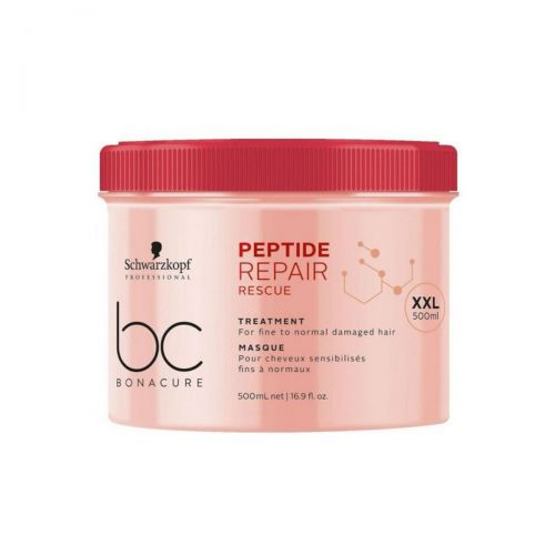 Schwarzkopf BC Peptide Repair Rescue Treatment 500ml