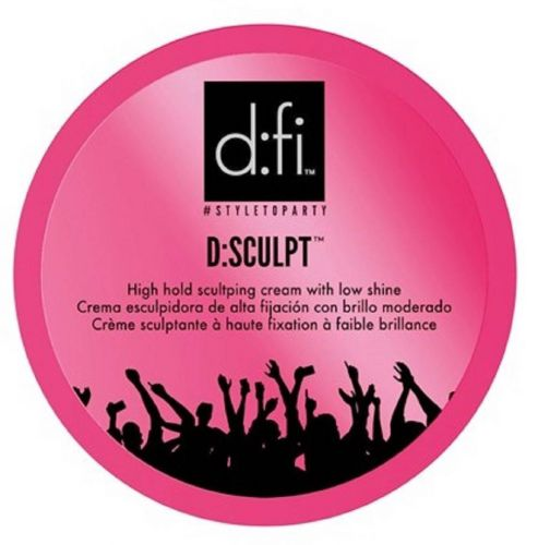 d:fi d:sculpt High Hold Sculpting Cream 75gr