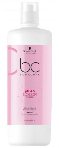 Schwarzkopf BC pH4.5 Color Freeze Conditioner 1000ml