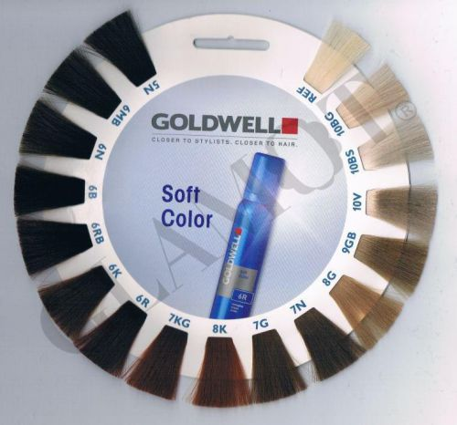 Goldwell Soft Color Kleurmousse 125ml 6K
