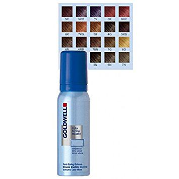 Goldwell Colorance Color Styling Mousse 75ml 6-N