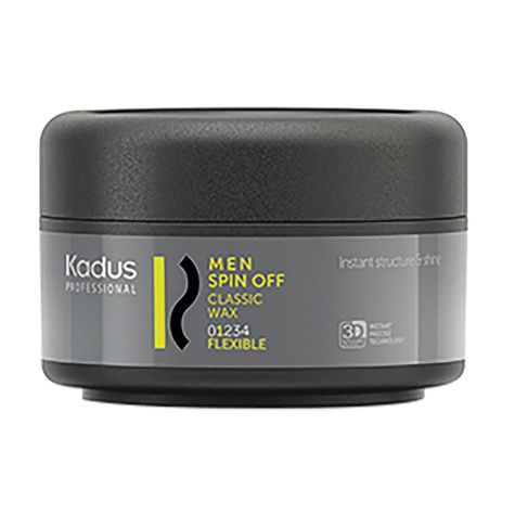 Kadus Styling Men Spin Off Classic Wax 75ml